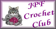 The JPF Crochet Club is a web site dedicated to the art of crochet with over 850 original quick and easy crochet patterns designed for friendship exchanges on the internet.