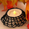Spiderweb Tealight Candle Holder