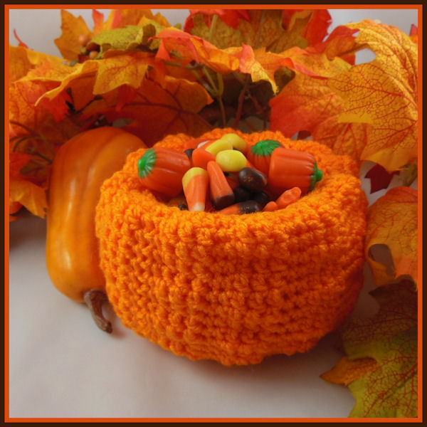 Little Pumpkin Candy Dish
