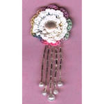 Summer Flower Pin